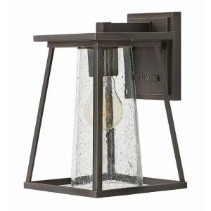Burke - One Light Outdoor Small Wall Mount