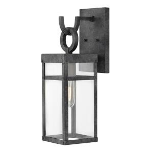 Porter - One Light Outdoor Small Wall Mount
