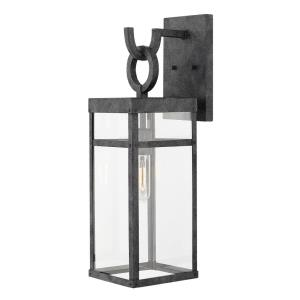 Porter - One Light Outdoor Medium Wall Mount