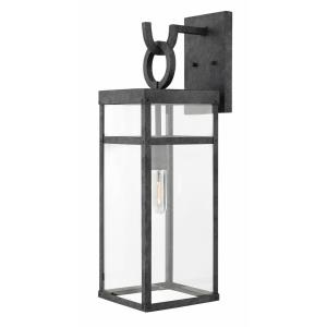 Porter - One Light Outdoor Large Wall Mount