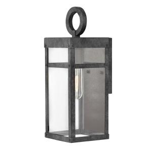 Porter - One Light Outdoor Mini Wall Mount