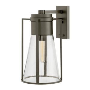 Refinery - One Light Outdoor Large Wall Mount