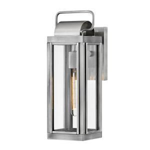 Sag Harbor - One Light Outdoor Small Wall Lantern