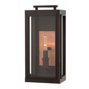 "Sutcliffe - 14"" One Light Outdoor Small Wall Mount"