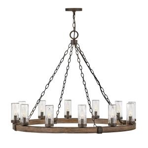 Sawyer - Twelve Light Outdoor Hanging Lantern