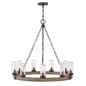 Sawyer - 9 Light Large Outdoor Hanging Lantern