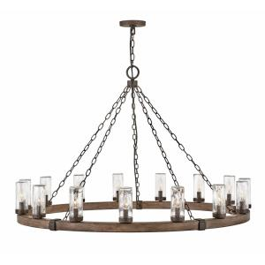 Sawyer - 15 Light Extra Large Outdoor Hanging Lantern