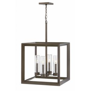 Rhodes - Four Light Outdoor Hanging Lantern