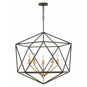Astrid - Five Light Chandelier