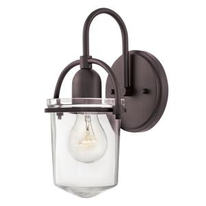 Clancy - One Light Wall Sconce