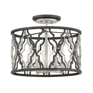 Portico  - Four Light Semi-Flush Mount