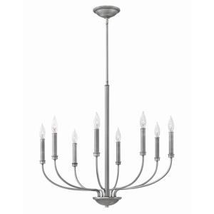 Alister - Eight Light Chandelier