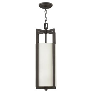 Hampton - 1 Light Small Drum Pendant in Transitional Style - 9.25 Inches Wide by 22.5 Inches High
