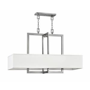 Hampton - Four Light Linear Chandelier