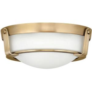 "Hathaway - 13"" 16W 1 LED Small Flush Mount"