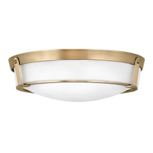 "Hathaway - 21.25"" 48W 1 LED Large Flush Mount"