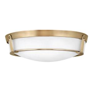 Hathaway - Four Light Large Flush Mount