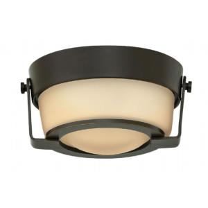 "Hathaway - 17"" 16W 1 LED Flush Mount"