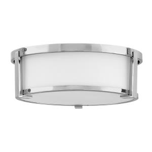Lowell - Two Light Flush Mount