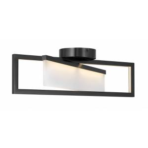 "Folio - 23"" 30W 1 LED Medium Flush Mount"