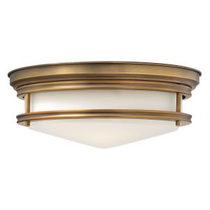 Hadley - 3 Light Large Flush Mount