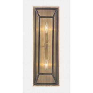 Fulton - Two Light Wall Sconce