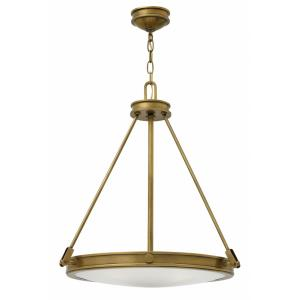 Collier - 4 Light Medium Pendant in Traditional, Mid-Century Modern Style - 21.5 Inches Wide by 24.5 Inches High