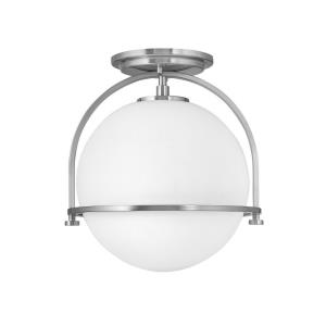 Somerset - One Light Small Semi-Flush Mount
