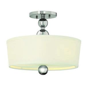 Zelda - 12.5 Inch 32W 1 LED Semi-Flush Mount