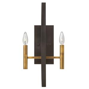 Euclid - Two Light Wall Sconce
