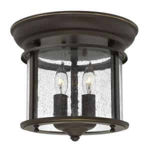 Gentry - 2 Light Small Flush Mount in Traditional Style - 9 Inches Wide by 9.5 Inches High