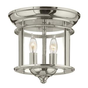 Gentry - 2 Light Small Flush Mount