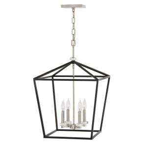 Stinson - 18 Inch Four Light Chandelier