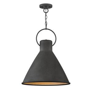 Winnie - 1 Light Pendant in Traditional Style - 18 Inches Wide by 21.5 Inches High