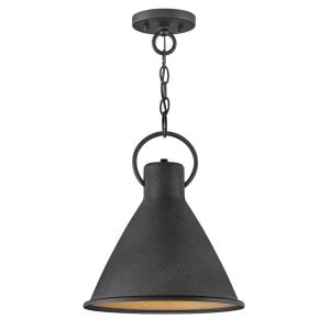 Winnie - 1 Light Pendant in Traditional Style - 12.25 Inches Wide by 15.5 Inches High