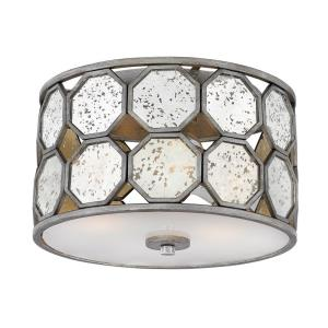 Lara - Three Light Flush Mount