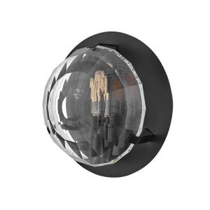 Leo - 1 Light Wall Sconce in Traditional, Glam Style - 8.75 Inches Wide by 8.75 Inches High
