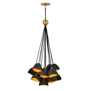 Nula - 15 Light Large Chandelier