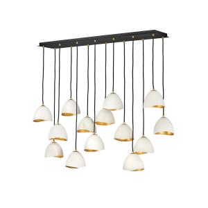 Nula - 14 Light Linear Chandelier