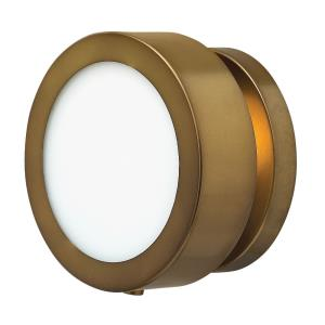 Mercer - 1 Light Wall Sconce in Mid-Century Modern Style - 6.75 Inches Wide by 6.75 Inches High
