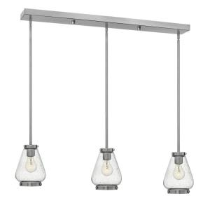 Finley - 36 Inch Three Light Pendant