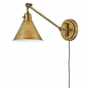 Arti - 1 Light Small Wall Sconce in Transitional Style - 7.75 Inches Wide by 10.25 Inches High