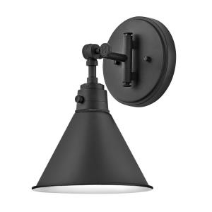 Arti - 1 Light Small Wall Sconce in Transitional Style - 7.5 Inches Wide by 12.25 Inches High
