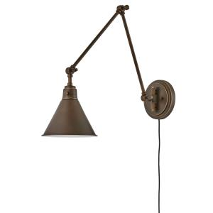 Arti - 1 Light Medium Wall Sconce in Transitional Style - 7.75 Inches Wide by 18.25 Inches High