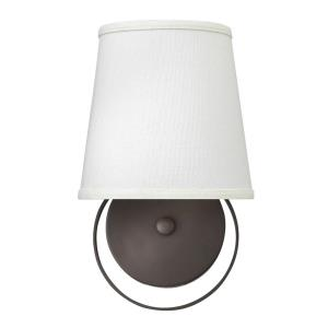 Harrison - One Light Wall Sconce in Transitional Style - 7 Inches Wide by 7 Inches High