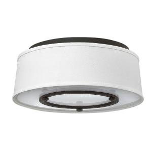 Harrison - Three Light Flush Mount