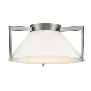 "Calla - 15.75"" 16W 1 LED Medium Flush Mount"