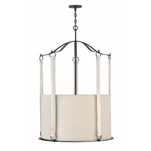 Telluride - Six Light Large Drum Pendant