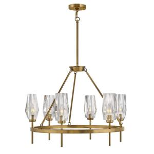 Ana - 6 Light Medium Chandelier