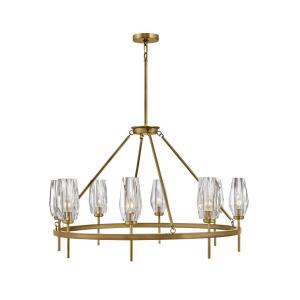 Ana - 8 Light Large Chandelier